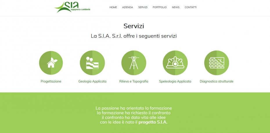 Benvenuti nel nuovo sito di SIA srl